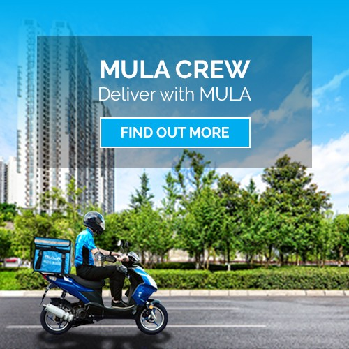 Deliver With MULA